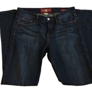 Lucky Sophia Bootcut Jeans Ankle Size 6/28